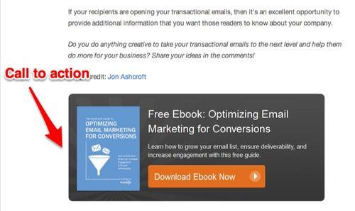 Hubspot Transactional email 2