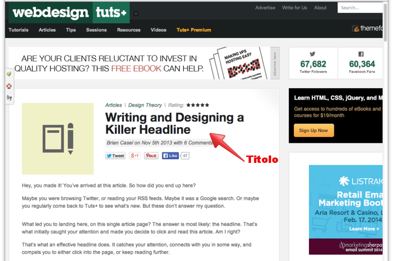 Webdesign tuts