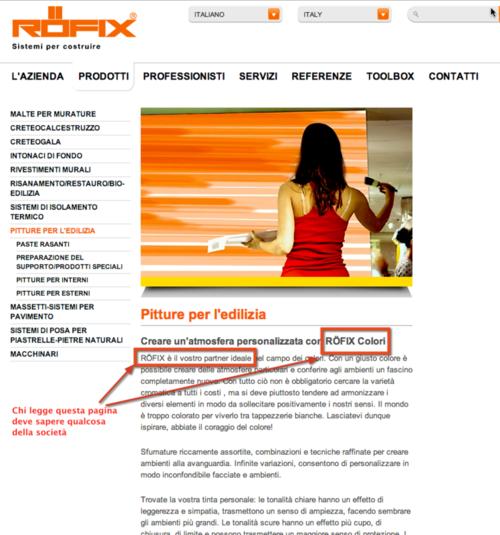 Rofix - Pitture