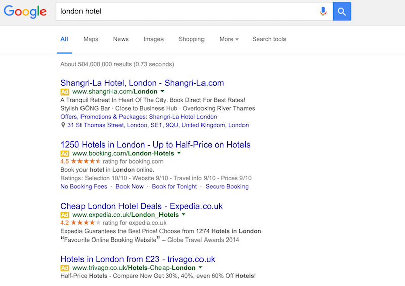 London-hotel-Google-Search